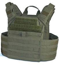 Shellback Banshee Rifle Body Armor Plate Carrier MOLLE Gear TAG RANGER GREEN