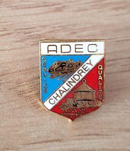 Pin's - ADEC - CHALINDREY - Haute-Marne    (1080)