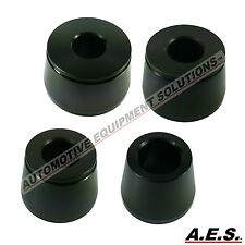 Coats Snap-On Low-Taper Wheel Balancer Cone Set 4pc For 28mm Shaft