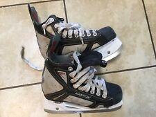 ice skates 3 pair . . Easton size 4D . . Ccm size 13J. . . Mission sz11E
