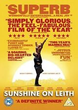 SUNSHINE ON LEITH : 2014 FEEL GOOD CULT MUSICAL DRAMA DVD IN VGC (FREE UK P&P)