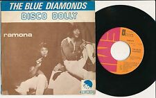 "THE BLUE DIAMONDS 45 TOURS 7"" BELGIUM DISCO DOLLY"