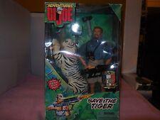 1999 g.i. joe save the tiger figure w the tiger