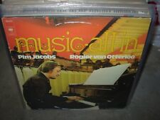 PIM JACOBS / ROGIER VAN OTTERLOO music all in ( jazz ) holland