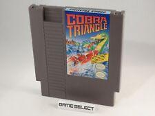 COBRA TRIANGLE by RARE NINTENDO NES 8 BIT PAL A GBR UK UKV CARTUCCIA ORIGINALE
