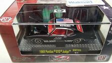 1969 Pontiac GTO Judge Patriot Release M2 Walmart 1:64 Die Cast Car NEW