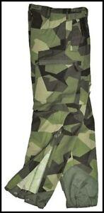 Original Schwedentarn M90 Feldhose Einsatz 180/75 Armee Militär camo trousers