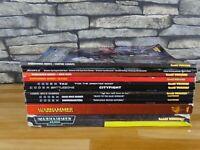 Warhammer, Games Workshop, Codex (Use Drop Box)