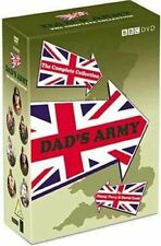 DAD'S ARMY Complete Collection DVD Box Set TV Series Season Region 2 & 4 NOT USA
