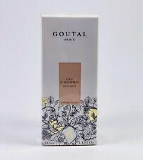 Annick Goutal Eau D'Hadrien 100 ML de Toilette Spray Rechargeables Neuf/Emballé