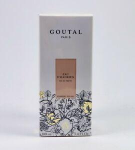 ANNICK GOUTAL EAU D'HADRIEN 100ml EDT Eau de Toilette Spray refillable NEU/OVP