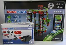 **NEU** fischertechnik 533905 PROFI Dynamic M Kugelbahn + Motor Set XS **OVP**