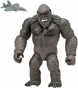 "Monsterverse Godzilla vs Kong 6"" Action Figure - Warbat, Gozdzilla with Heatray"