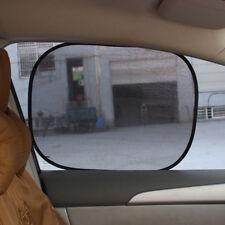 2*Car Side Front Rear Window SunShade Visor Shield Mesh Screen Baby Sunscreen yu