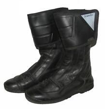 HEIN GERICKE Motorrad- Stiefel / Biker- Boots / Stiefel in schwarz ca. Gr. 40,5