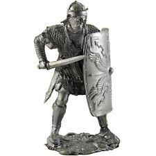 Roman legionnaire 9 AD Tin toy soldier. 54mm miniature figurine. metal sculpture