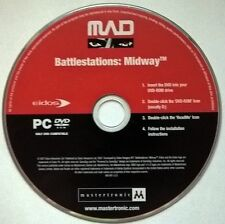 Battlestations: Midway PC, DVD-ROM jeu.