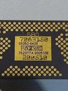 S8060-6408 DLP Projector DMD Chip lg-jt91 Dell 1100MP Mitsubishi & more model