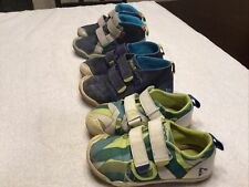 Lot Of Boys Plae Shoes. Three Pair. Sizes 11.5 And 12