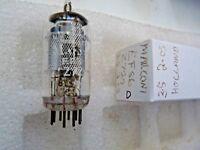 EF86 Z729 Marconi  Used  Old Stock Valve Tube D 1 pc JLY18C