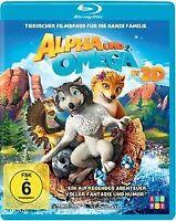 Alpha und Omega [3D Blu-ray] von Gluck, Ben, Bell, A... | DVD | Zustand sehr gut