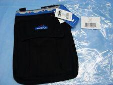 Kavu Black O/S Keeper Crossbody Bag #971-20 NWT