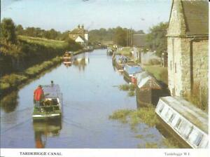 Tardebigge Canal (Ref.2), Worcestershire -New Postcard