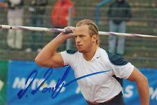 VADIMS VASILEVSKIS *LAT*  > 2. Olympics 2004 / ATH - sign. Photo