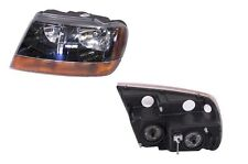 JEEP GRAND CHEROKEE WJ/WG 06/1999  2005 HEADLIGHT LEFT HAND SIDE (Fits: Jeep  Grand Cherokee 2002)