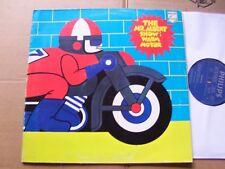 MR. ALBERT SHOW,WARM MOTOR lp vg+/vg orig. philips rec. 6303026 Holland 1971