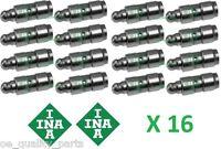 OEM INA Set x16 Hydraulic Tappets Rockers Lifters VW Audi SEAT Skoda 1.4 16V TSI