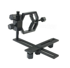 Universal camera adapter for telescopes, Type B. Strong solid metal construction