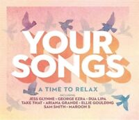 Your Songs A Time To Relax - Ariana Grande Sam Smith [CD] Sent Sameday*
