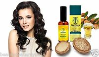 SMYRNA 100% Pure Argan Oil 2oz For Face,Hair,Skin Organic Certified By Ecocert