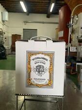 BAG IN BOX VINO BIANCO PRODOTTO IN TOSCANA FIRENZE SUPERIORE 5 LITRI SOMMAIA