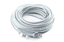 20M CAT5e RJ45 ETHERNET LAN NETWORK PATCH LEAD CABLE FREE POSTAGE IN UK