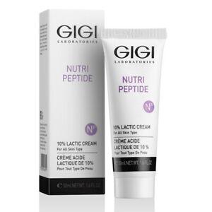 GiGi Nutri Peptide 10% Lactic Cold Cream 50ml + Freebie