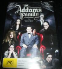The Adams Family - The Original Movie (Australia Region 4) DVD - New