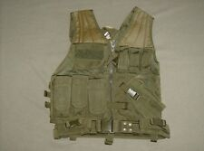 Olive drab green Rothco tactical rifle pistol cross draw vest 4591 one size NWT