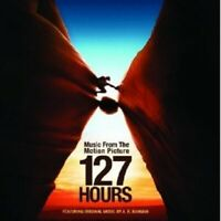 127 HOURS SOUNDTRACK CD SIGUR ROS BILL WITHERS NEW