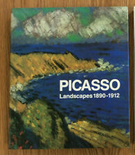 PICASSO Landscapes 1890-1912 From Academy to Avant-garde 1994 Illus Art Pablo