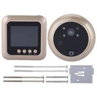 """2.4 """"1080P HD Campana de puerta eléctrica Visor de mirilla digital"""