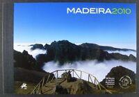 Madeira 2010 Prestige-Markenheft incl.  Europa CEPT Sonderdruck Postfrisch MNH