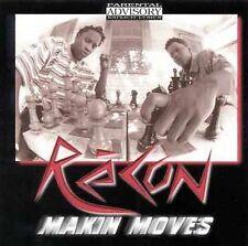 New: Recon: Makin Moves  Audio Cassette