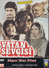 VATAN SEVGISI - SÜPER HINT FILMI - DVD