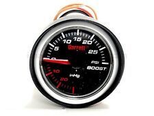 GARRETT TURBO MECHANICAL BOOST GAUGE 30 INHG TO 30 PSI