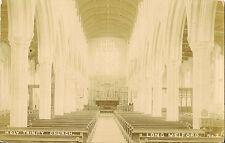 Long Melford ( Suffolk) : Interior Holy Trinity Church RP