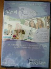 Digital Express Digital Scrapbooking Pc Cd Unopened