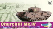 Dragon Armor 60503 Churchill Mk.IV, A Squadron, North Irish Horse, Tunisia 1943