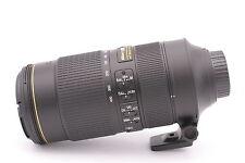 Nikon AF-S NIKKOR 80-400mm f.4.5-5.6G ED N VR Zoom Lens for Nikon DSLR Cameras